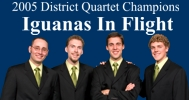 2005 District Quartet Champions